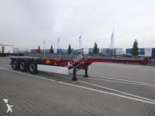 Krone Box Liner SDC 27 eLTU4 semi-trailer