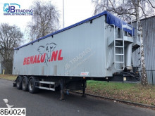trailer Benalu kipper 64 M3, Disc brakes, High pressure Cleaning system