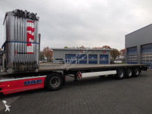 trailer Krone Libner Openbox C+, 2 x 20 Ft, 1 x 40 Ft Container