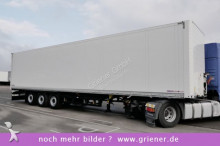 semi remorque Schmitz Cargobull SKO 24/ DOPPELSTOCK / 2,70 ZURRLEISTE