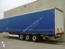 trailer met huifzeil Krone