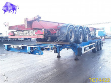 Asca Container Transport Auflieger