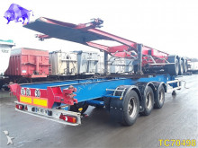 Trailor container semi-trailer