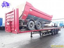 semi reboque Trax Flatbed