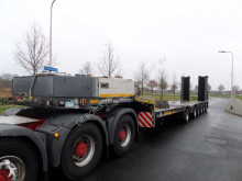 Goldhofer STZ-L6-56/80A Semi Low Loader with Loading Ramps!