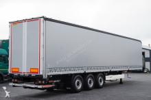trailer Wielton BURTO FIRANKA + WINDA / XL / OŚ PODNOSZONA