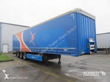 trailer Krone Curtainsider Standard Staplerhalterung