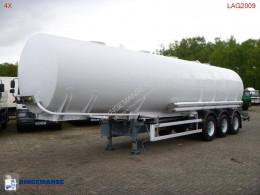 полуприцеп LAG Fuel tank Alu 41.3 m3 / 5 Comp