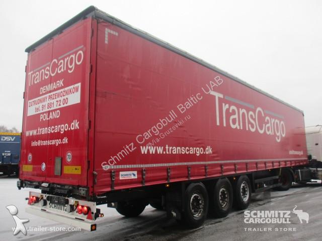 Полуприцеп Schmitz Cargobull Semitrailer Curtainsider Standard