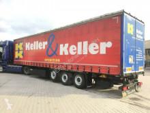 Krone tarp semi-trailer