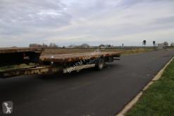 Trax flatbed semi-trailer