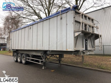 trailer Trailor kipper 51 M3, Steel suspension