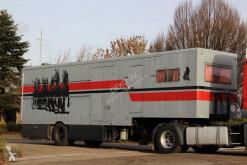 trailer Groenewegen HORSE TRUCK LIVING!!