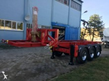 new container semi-trailer