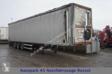 Lecitrailer LTP-3ES Safeserver Auflieger Brandschaden semi-trailer