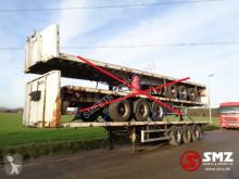 Lecitrailer Oplegger flatbed/plateau 15 x semi-trailer