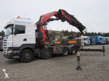 Scania R420 8x4 Fassi F1300XP Flyjib 8+6 Euro 4
