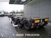 trailer Pacton T3-010 Liftachse 2x Ausziehbar Extending-Multifunctional-Chas 2x20-1x30-1x40-1x45
