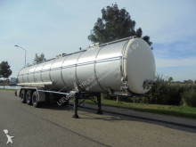 semi remorque Burg Tanktrailer / 33121 LTR / 1 compartment / Food-Lebensmittel / NL