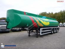 semi reboque nc Fuel tank alu 44.7 m3 / 6 comp