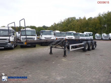 Overlander Container trailer 10-20-30 ft semi-trailer