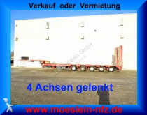 Goldhofer 5 Achs Satteltieflader, hydr. gelenkt heavy equipment transport