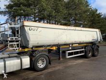 semi remorque Schmitz Cargobull HARDOX - SAF (1 AXLE IS MISSING) - 3-ACHSEN SAF (1 ACHSE FEHLT) - STEEL TIPPER / STEEL CHASSIS