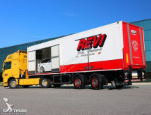 trailer Pacton MULTI PURPOSE TRAILER WITH HEIWO ISOLATED BOX