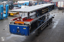 Montracon Open 3-assig/ 13.6m semi-trailer