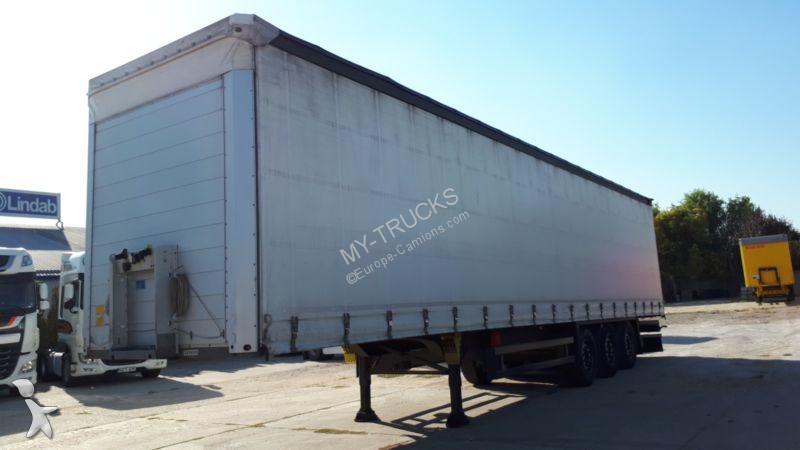 Semi remorque Schmitz Cargobull XL / Leasing