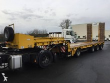 ACTM porte engins extensible et élargissable ACTM semi-trailer
