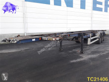 LAG 45' Container Transport semi-trailer