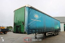 Montenegro tautliner semi-trailer