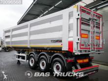 semirimorchio nc 45m3 Stahl Ferro kipper SAF Wabco Liftachse