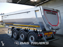 trailer onbekend 24m3 Stahlkipper SAF Wabco Liftachse