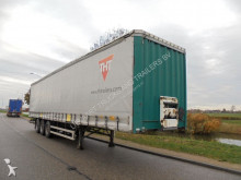 Krone Tautliner / BPW / Disc Brakes / Backdoors / NL Trailer semi-trailer