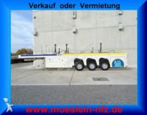 trailer Langendorf 3 Achs Innenlader hydr. gefedert, Wenig Benutzt