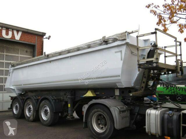Schmitz Cargobull SKI Sattelkippauflieger SKI 24 SL 06 7.2 Kippauf Auflieger