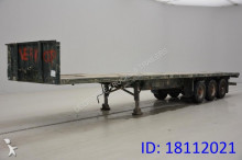 n/a Plateau semi-trailer