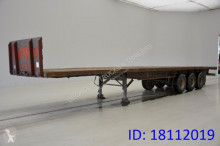 MOL flatbed semi-trailer