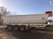 Menci construction dump semi-trailer