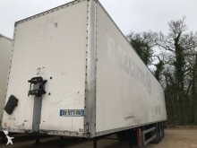 General Trailers DV917RV FOURGON GT semi-trailer
