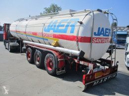 n/a food tanker semi-trailer
