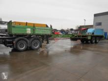 semiremorca Van Hool Extendable / Extensible / Langmaterial transporter