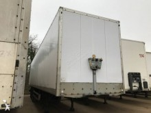 Samro BE684FH Fourgon système double etage reconditionnée semi-trailer