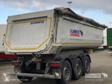 semi remorque Schmitz Cargobull Kipper Stahlrundmulde 29m³
