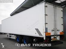 trailer Groenewegen Lenkachse LBW Ladebordwand Hartholz-Boden BPW DRO-12-20 B Ladebordwand