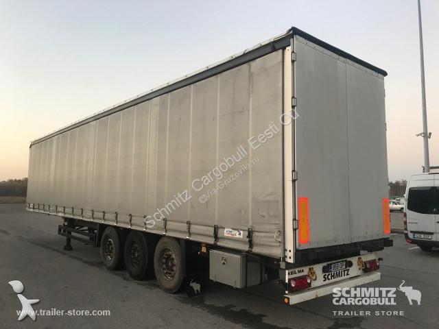 Просмотреть фотографии Полуприцеп Schmitz Cargobull Curtainsider Standard