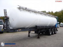 General Trailers Powder tank alu 42 m3 (tipping) semi-trailer