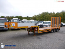trailer EKW / Stokota Semi-lowbed trailer RO-48T3A + winch + ramps